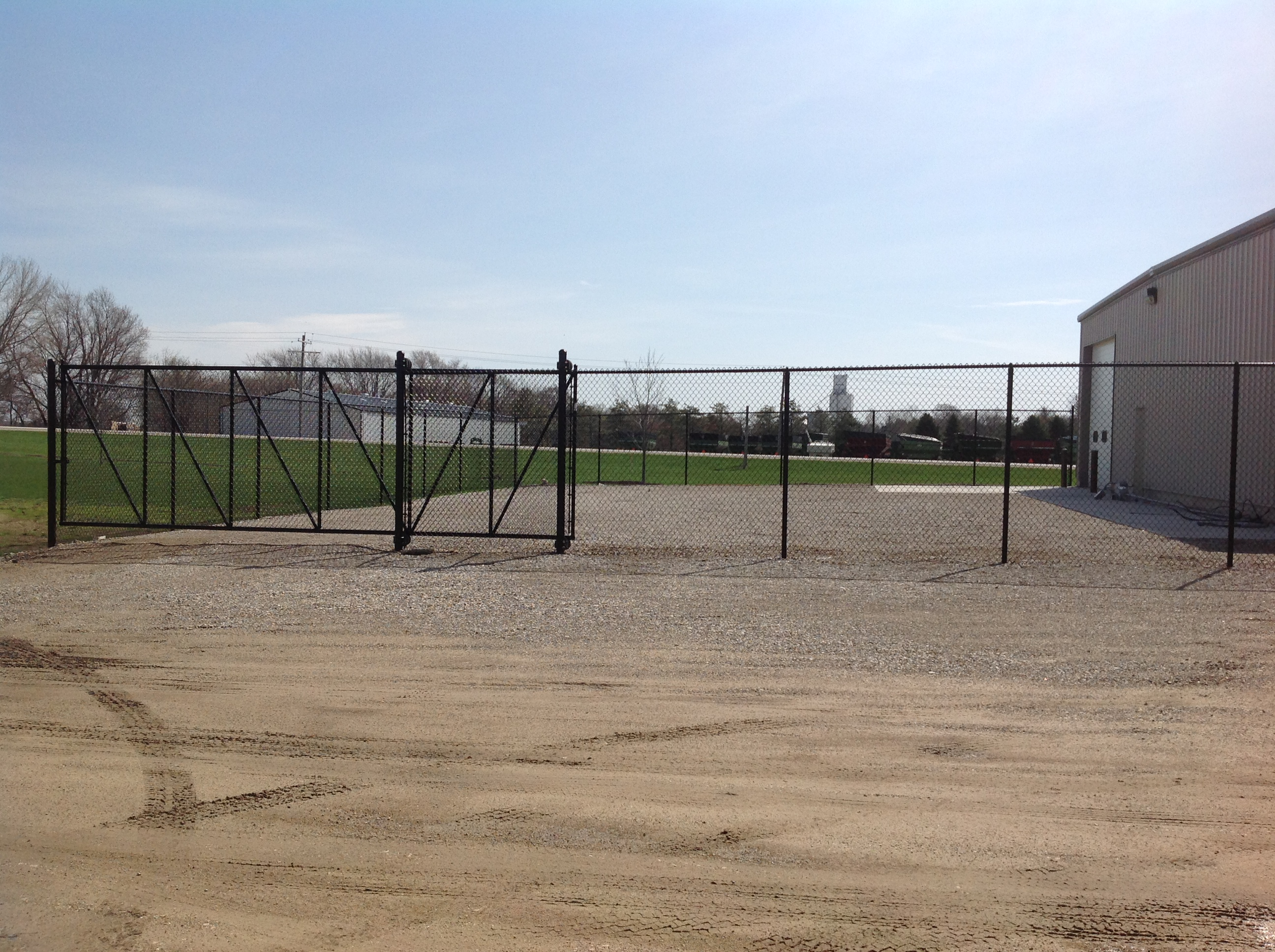 Central Iowa Fencing Project Gallery